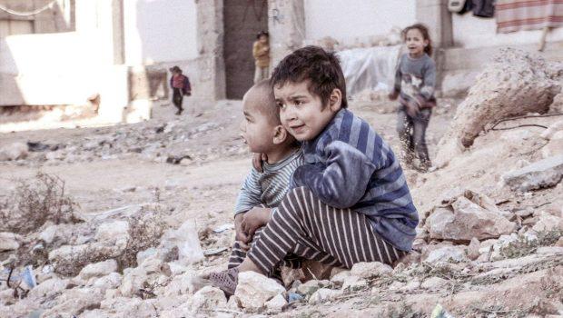 İnsanlığın Gücü, Müziğin Ritmi ve Bu Koca Dünyada Bir Arap Çocuk
