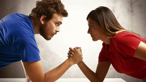 Kadınlar, Erkekler ve Rekabet