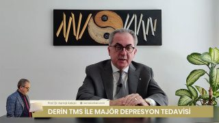 Derin TMS İle Majör Depresyon Tedavisi