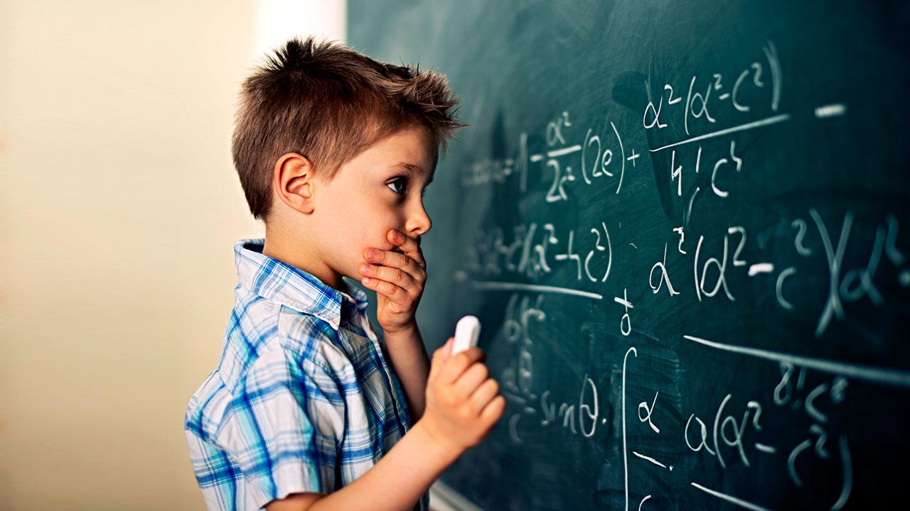 Matematik kaygısında baba-çocuk ilişkisinin rolü