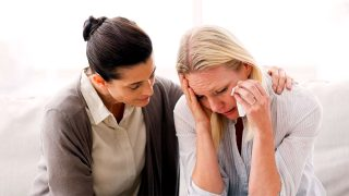 Meme kanserinden kurtulanlar için ağlama terapisi
